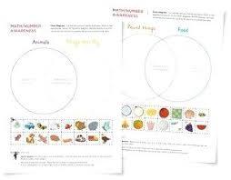 Venn Diagram Example Math Problems Examples Of Venn Diagrams Math Free Diagram Worksheets To