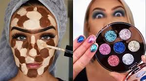 best makeup transformations 2019 new makeup tutorials pilation