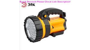 Omega Light Flashlight Pa 603 Era Flashlight Projector Rechargeable Omega 36xled Li