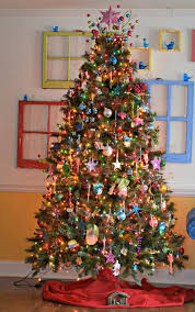 The Intentional Home: How to Have a Pretty Christmas Tree Even When the  Kids Decorate
