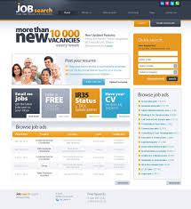How To Screen Resumes From Job Portals Job Portal PSD Template 100 28