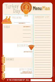 Thanksgiving Grocery List Template Best Photos Of Thanksgiving List Template Thanksgiving