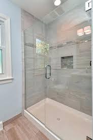showers seamless glass shower glass shower doors services frameless glass shower door side seal