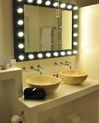 bathroom vanities lighting. Lighted Mirror Bathroom Vanities Lighting