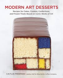 Modern Art Desserts: Recipes for Cakes, Cookies, Confections, and Frozen  Treats Based on Iconic Works of Art: Caitlin Freeman: 9781607743903:  Amazon.com: ...
