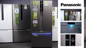 Panasonic Vending Machine Amazing Panasonic's New Range Of Intelligent Inverter Refrigerator With