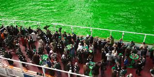 Marshall Street Flight Chart St Patricks Day Chicago Celebrate Irish Culture Choose