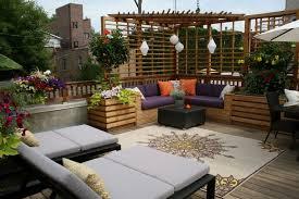 modern outdoor rugs deck