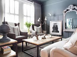 Living Room:Comfortable Masculine Grey Living Room Decor Ideas With Grey  Fabric Sofa And Oval