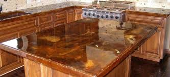 concrete countertops staining acid stain concrete elegant stained staining concrete countertops stain proof