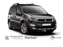 2018 peugeot partner. exellent partner peugeot open europe partner  as a tourist visit in brandnew and 2018 peugeot partner e
