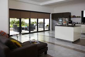 roller blinds for bi folding doors and sliding doors electric roller blinds vision door