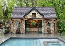 small pool house ideas intodnsinfo