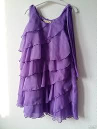 <b>Платье</b> сиреневое <b>Comusl</b> 110см (4-6 лет) — купить в ...