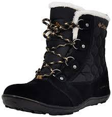 Columbia Winter Boots Size Chart Columbia Womens Kinnerly Peak Omni Heat Shorty Weather Boots