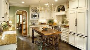 beautiful white french kitchens. Magnificent Kitchen Beautiful Off White Country Cabinets Chic On French Kitchens
