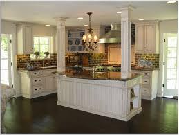 Inspiring Antique Glazed Kitchen Cabinets Pictures Designs Ukiah Kit