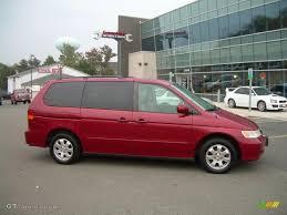 2002 Red Rock Pearl Honda Odyssey EX #38412792 Photo #5 | GTCarLot ...