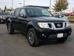 Used automatic pickup trucks black exterior for sale
