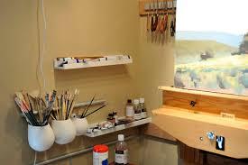Creating Art in Small Studios – Lori McNee Art & Fine Art Tips