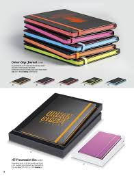 Notebook With Colored Pages Colour Edge Journal Notebooks And