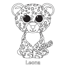 Coloring Book World Coloring Book World Ty Beanie Boo Pages