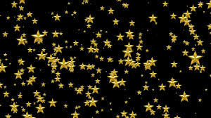 Black Blackground Golden Stars Black Background Youtube