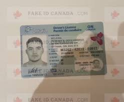 On Id Ontario 2019 - 79 Fake Fakeidcanada Update com Sale