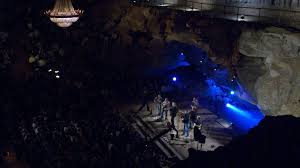 The Caverns Seating Chart Cumberland Caverns A Subterranean Concert Venue In