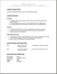 Resume High School Luxury Academic Resume Templates O Academic