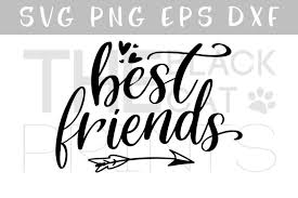 Are you searching for friends png images or vector? Free Best Friends Svg Dxf Png Eps Crafter File