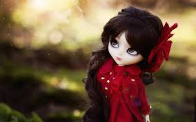 parity cute baby barbie doll up to