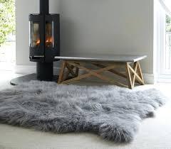 luxury sheepskin rug pics home costco uk grey