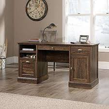 oak desks for home office. Barrister Iron Oak Executive Desk Desks For Home Office T