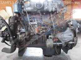 TOYOTA DYNA -1B 3.0L NON-TURBO DIESEL Engine | Junk Mail