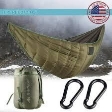 <b>Outdoor</b> Camping Hammock Underquilt Warm Cover Windproof ...