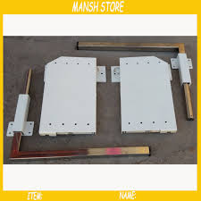 diy wall bed. DIY Murphy Wall Bed Mechanism 5 Springs Hardware Kit Fold Down  For 0.9 Diy Wall Bed L