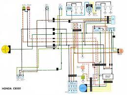 1976 cb550k simplified wiring harness questions Bare Bones Wiring Diagram Honda Cb550f cb550 modified jpg