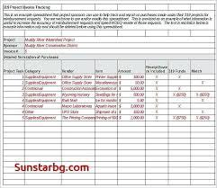 Receipt Tracking Receipt Tracking Spreadsheet Receipt Tracking