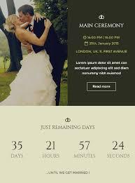 Wedding Invitation Templates With Photo Wedding Invitation Newsletter Buy Premium Wedding Invitation Newsletter