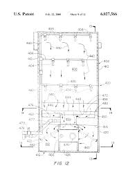 patent us6027566 paint spray booth google patents patent drawing