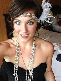 image roaring twenties makeup and hair emo