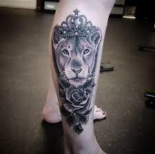 lioness tattoo. Perfect Tattoo Throughout Lioness Tattoo T