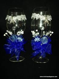 xv 1 toasting set w bottle cover 2 glass cups victoria s elegance quinceañera bridal