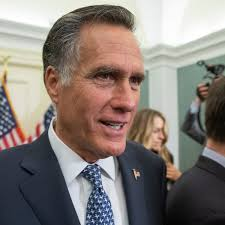 Mitt Romney says he may not endorse Trump for re-election in 2020 | Mitt  Romney