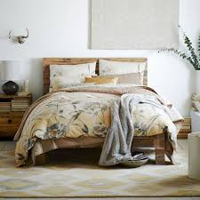 Emmerson® Reclaimed Wood Bed - Natural