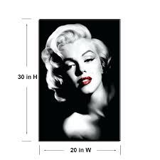 Articles With Movie Wall Art Decoration Director Film Reel Tag Regarding  Current Marilyn Monroe Framed Wall