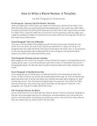 how to write an essay on a movie how to write review essayexcessum
