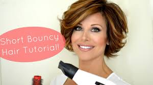 Best Brush For Bob Hairstyles This Is My Tutorial For How I Style My New Short Hair I Love A