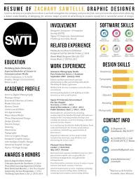 Three Column Resume Template Best of Great Three Column Resume Design By Zachary Sawtelle For More Great
